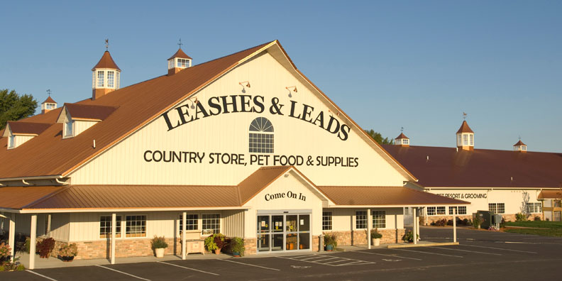 Leads and Leashes store