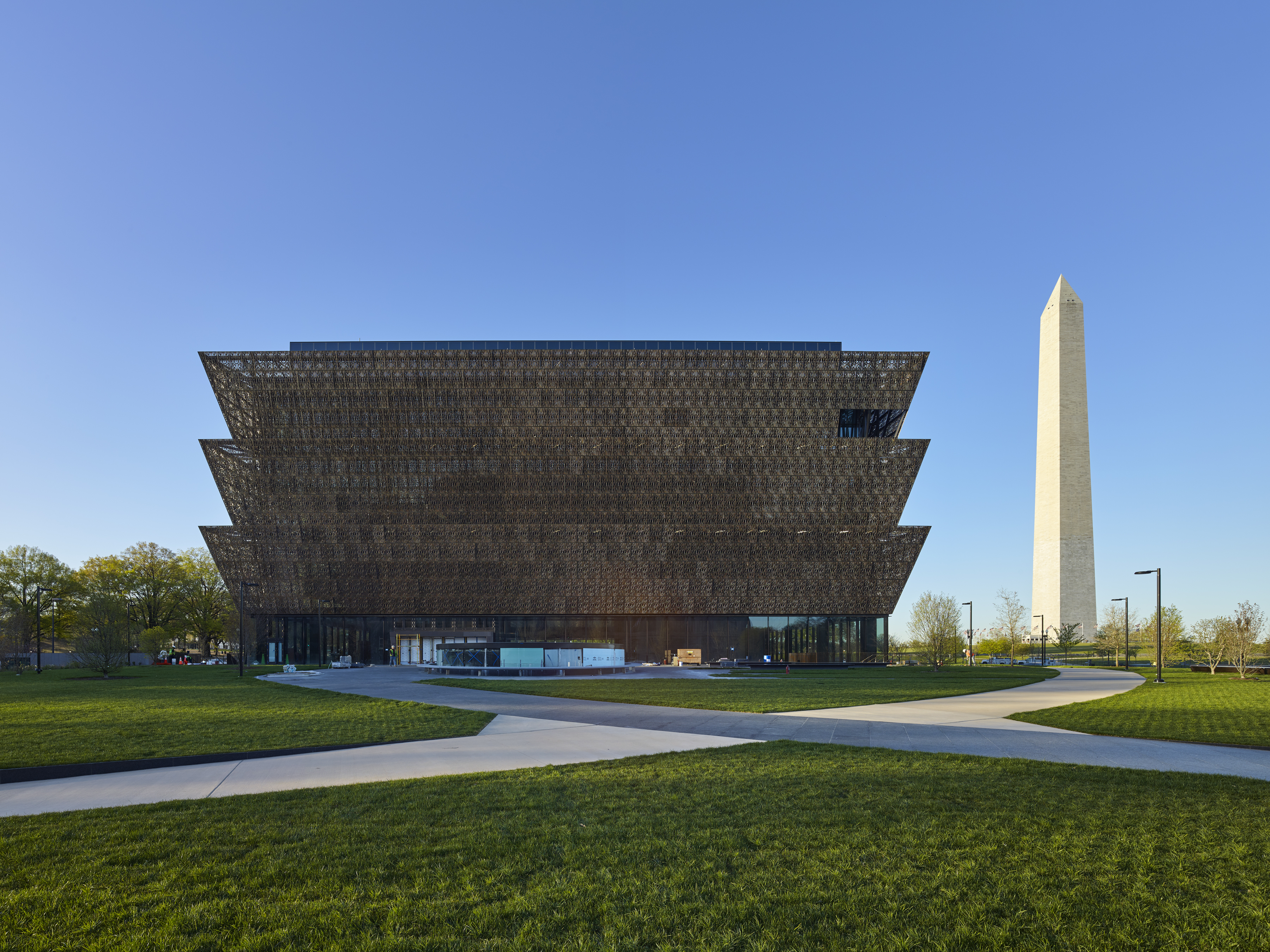 Smithsonian National Museum of African Ameircan History and Culture