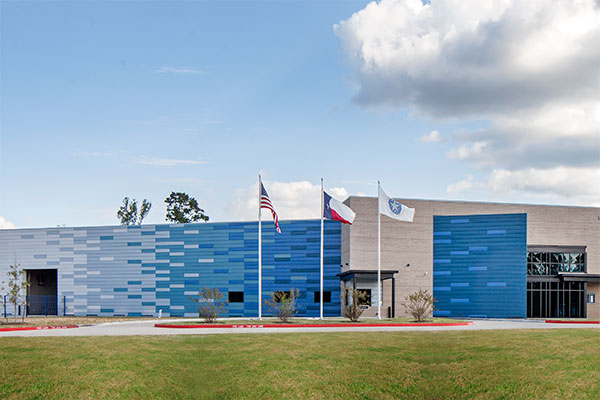Lumberton Municipal Utility District Operations Center