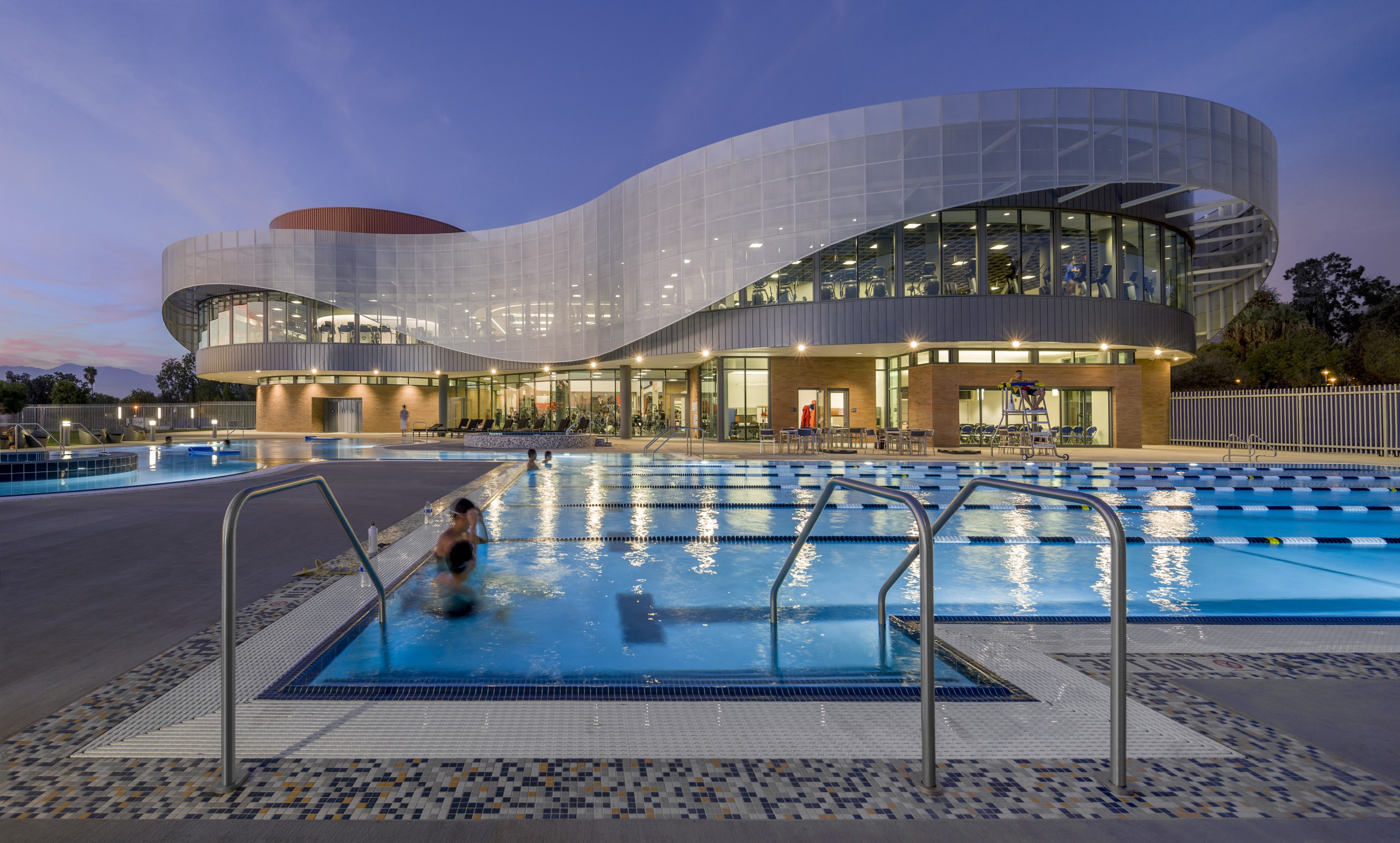 UC-Riverside Student Center